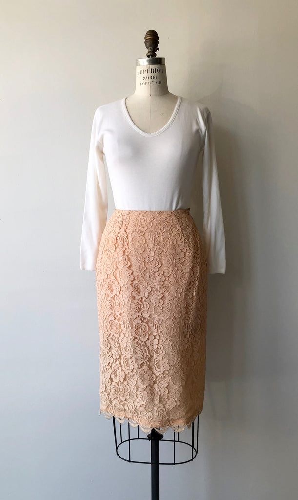 Lace Persuasion Skirt
