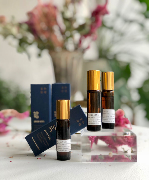 Botanical Perfume Oils by Even Keel
