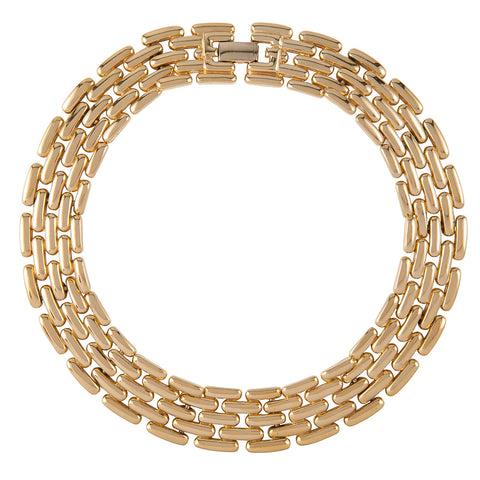 1980s Vintage Givenchy Statement Necklace