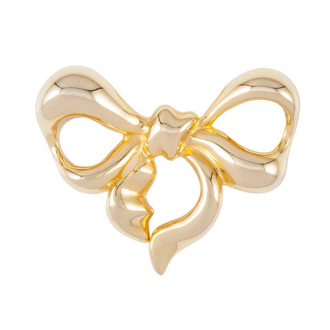 1980s Vintage Givenchy Bow Brooch
