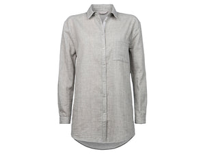 YAYA BLOUSE CHAMBRAY