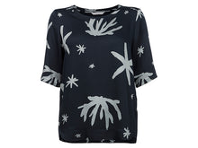 Load image into Gallery viewer, YAYA TOP CORAL PRINTED