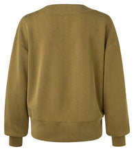 Load image into Gallery viewer, YAYA BOXY SWEATER W. W-NECK