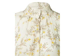YAYA BLOUSE WITH FLOWER PRINT