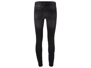 YAYA Basic skinny 5-pocket jeans with stretch