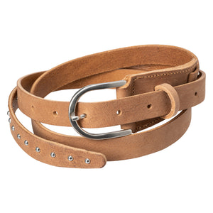 YAYA BELT WITH SMALL STUDS