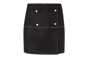 YAYA SOFT MINI SKIRT 1