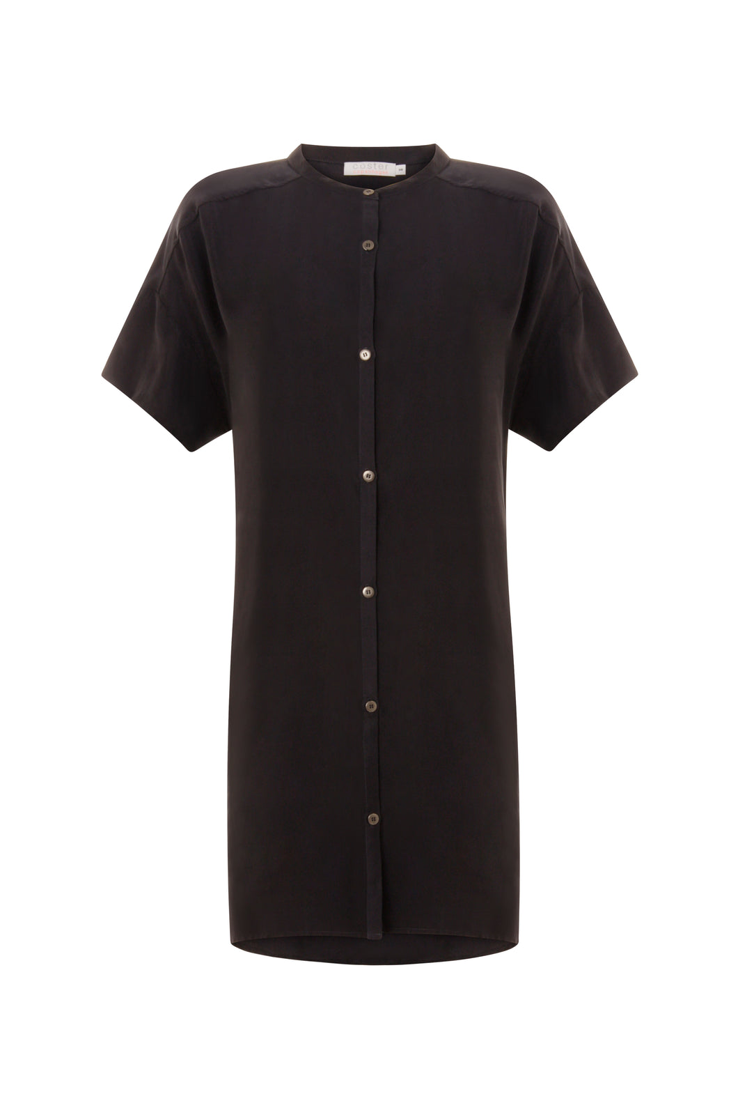 COSTER Oversized Shirt with Short Sleeves