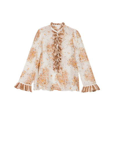 BYTIMO Delicate Semi Couture Shirt