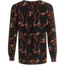 Load image into Gallery viewer, COSTER Blouse in Hibiscus Print