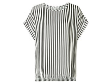 Load image into Gallery viewer, YAYA WOVEN TOP STRIPED