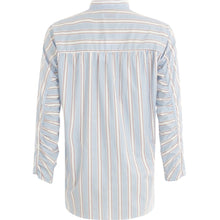 Load image into Gallery viewer, COSTER Stripe Shirt with Gatherings