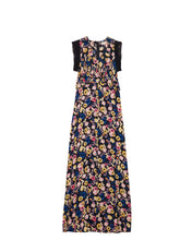 Load image into Gallery viewer, BYTIMO Vintage Drape Maxi Dress