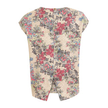 Load image into Gallery viewer, COSTER Blouse w. winter berry print