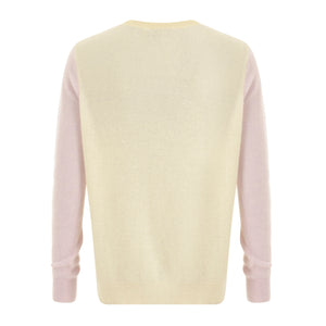 COSTER  Sweater w. o-neck and long sleeves