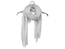 Load image into Gallery viewer, YAYA SCARF W/ PHOTO PRINT