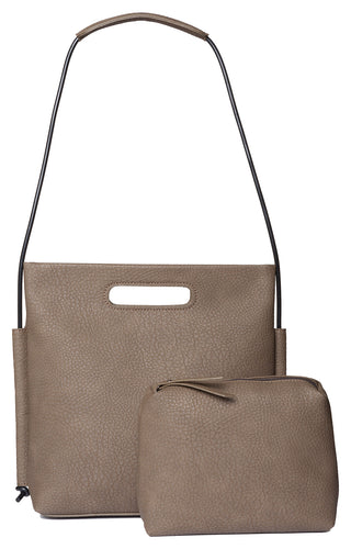 YAYA PU SHOULDER BAG