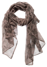 Load image into Gallery viewer, YAYA LEOPARD PRINT SCARF