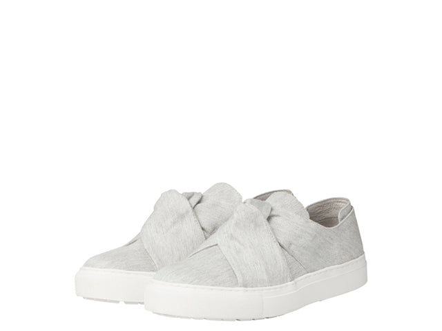 YAYA SLIP ON SNEAKER WITH KNOT DETAIL