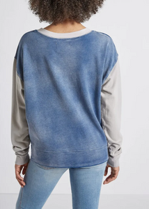 CURRENT ELLIOT THE DESERT DAYS SWEATSHIRT