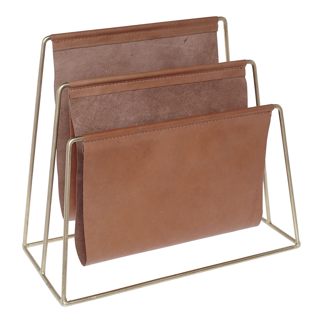 YAYA HOME MAGAZINE HOLDER 46X23X40CM