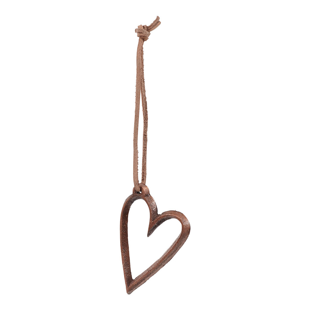 CHRISTMAS HANGER 'HEART'