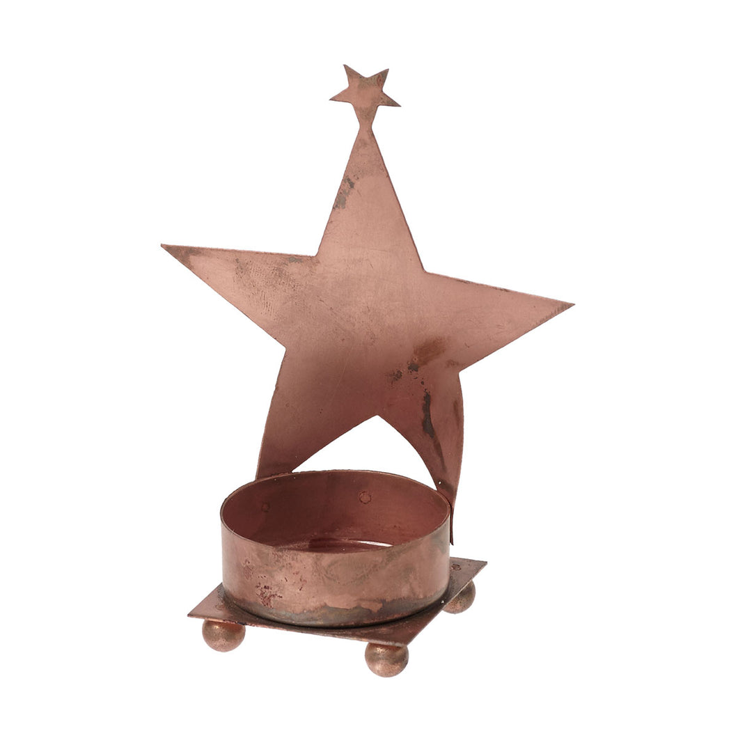 YAYA HOME TEALIGHT HOLDER 'STAR'