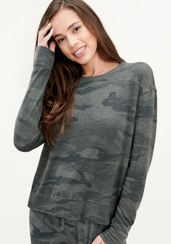 SPLENDID - Crew Neck Sweatshirt
