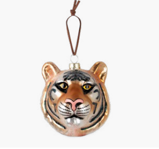 YAYA HOME Christmas Animal Hanger Tiger