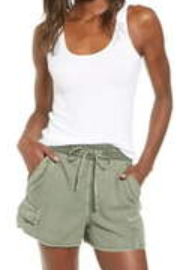 SPLENDID ZUMA 2X1 SCOOP NECK TANK TOP
