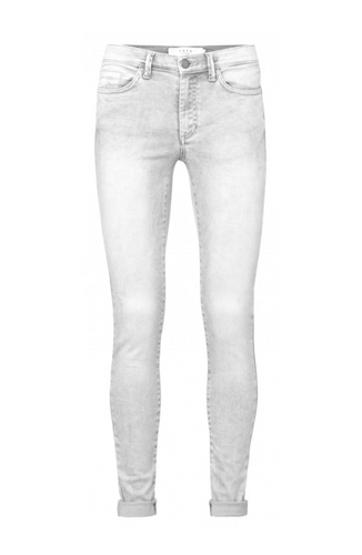 YAYA SKINNY JEANS W.COLOR INSIDE