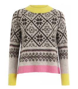 COSTER Knit with Patterns