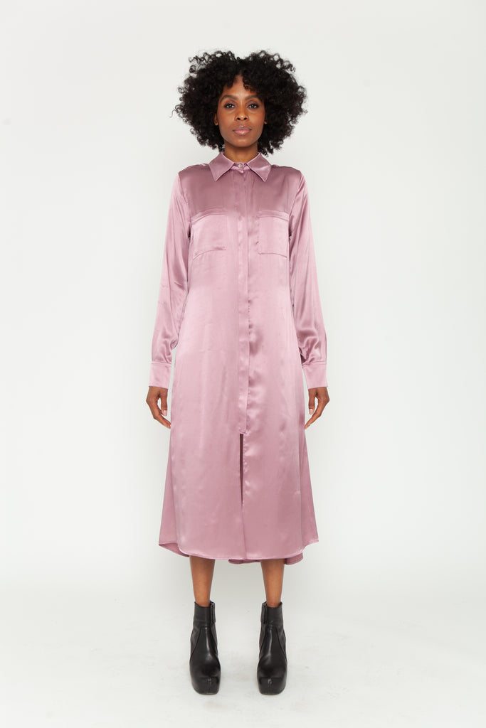 The Kylah Shirtdress