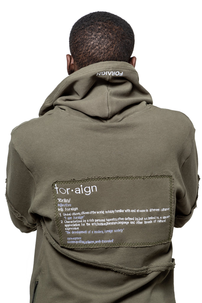 The New Definition Hoodie