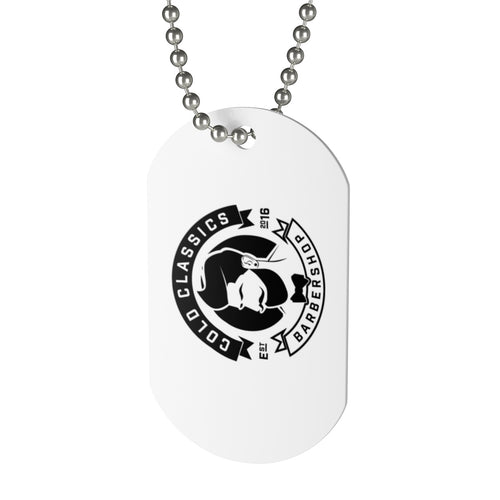 CCB Dog Tag