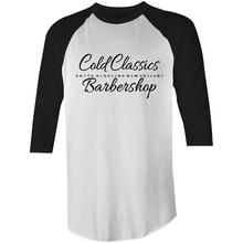 Load image into Gallery viewer, Cold Classics SA NZ 3/4 Tee