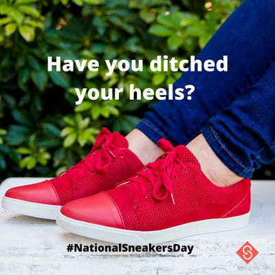 NATIONAL SNEAKERS DAY