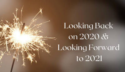 3 WAYS TO STEP CONFIDENTLY FORWARD INTO 2021