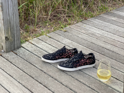 COCKTAIL SNEAKERS® ELEVATES WOMEN'S DRESSY SNEAKER GAME