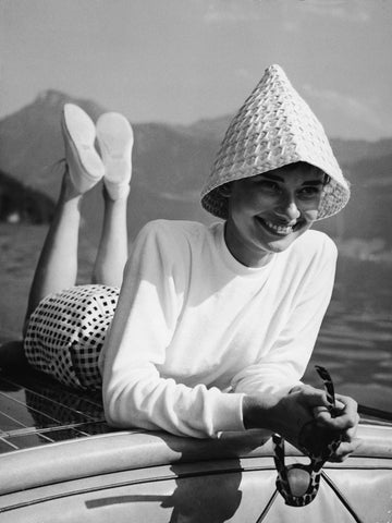 Audrey Hepburn. Getty Images.