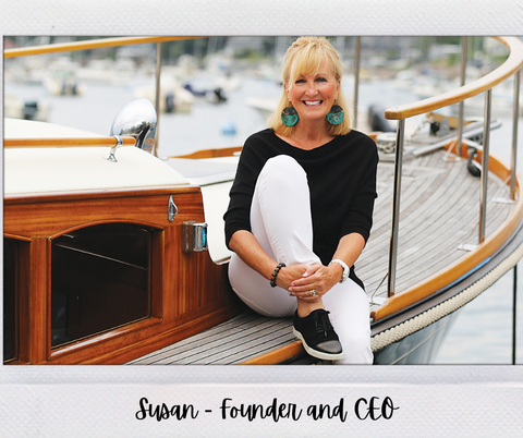 Susan C. Hassett - Founder and CEO of Cocktail Sneakers