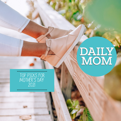 cocktail sneakers featured (again!) in daily mom