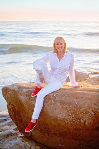 Susan Hassett, Cocktail Sneakers Founder