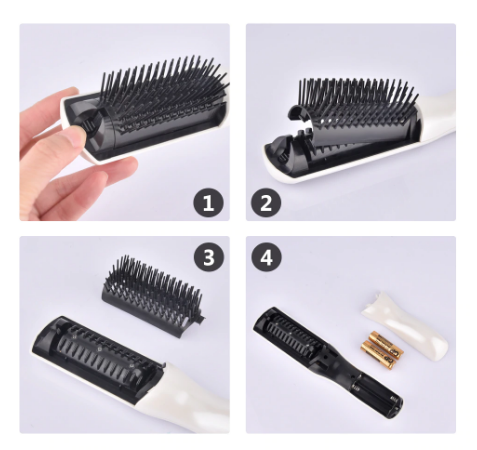 Laser Hair Comb Laser Hair Growth Comb Laser Comb For Hair Growth-Ellsworth Living