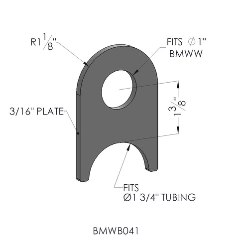 Chassis Link Tab