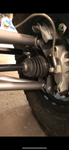 RZR XP 1000/Turbo A-Arm and Fabricated Knuckle Set