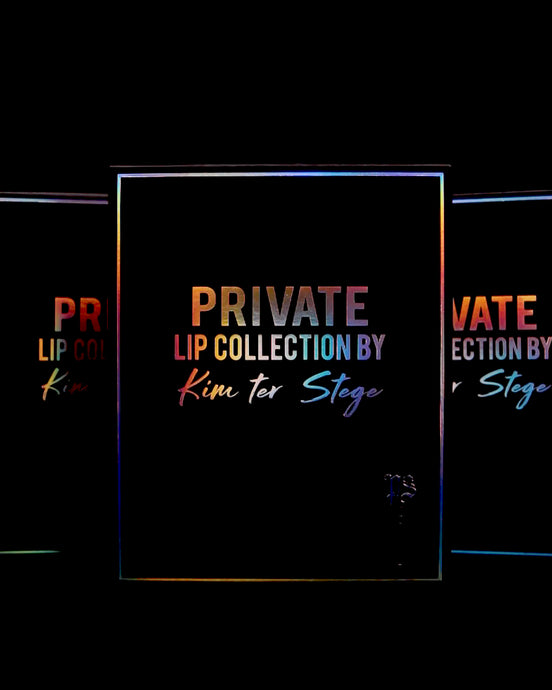 Kim ter Stege Private Lip Collection