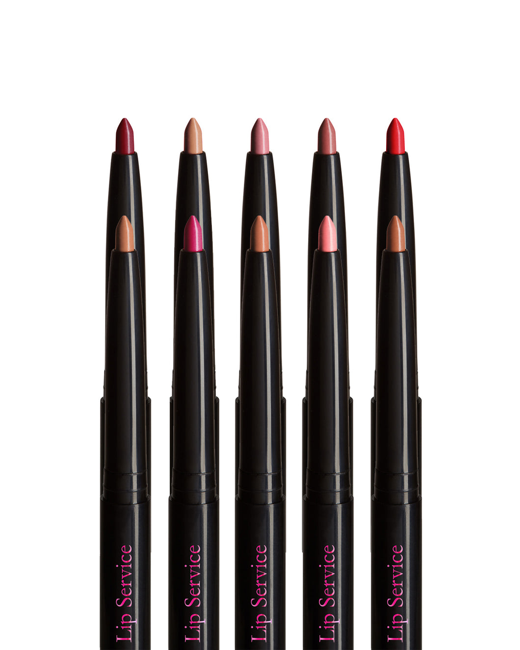 Lip Service Lip Liner Collection