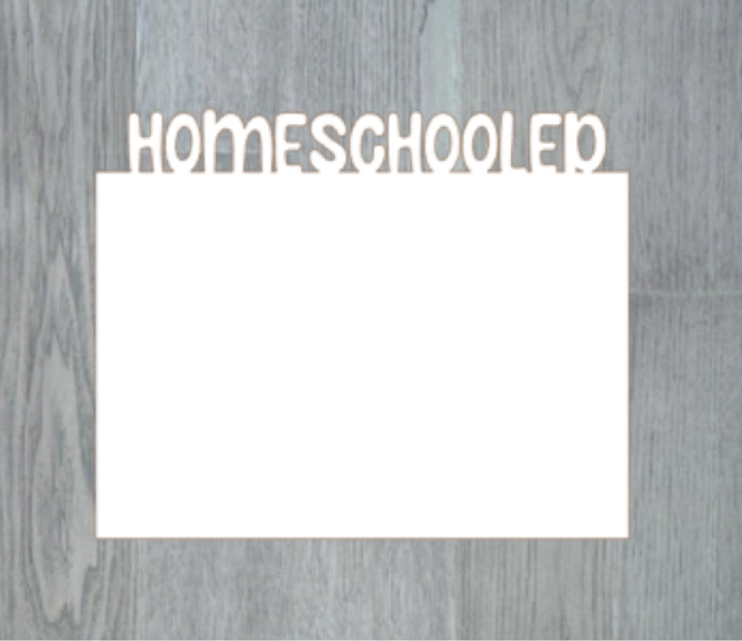 Homeschooled Photo Panel