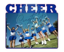 Load image into Gallery viewer, Cheer Photo Panel